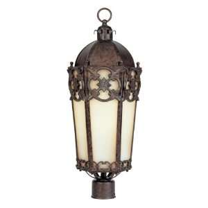Torino Collection ENERGY STAR 25 High Outdoor Post Light