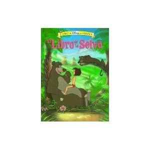 El Libro De LA Selva (Libro De Disney En Espanol) (Spanish