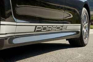 Porsche Cayenne Decal White Vinyl Sticker