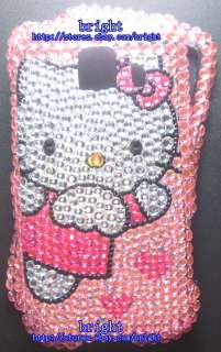 New Hello kitty Bling Case For LG Optimus S LS670 #8