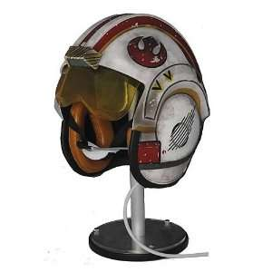 Wars ANH Luke Skywalker X Wing Pilot Helmet 11 Replica Toys & Games