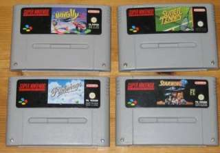 Versch. Super Nintendo SNES Spiele / Mario World Allstars in Berlin