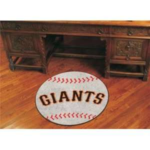 New San Francisco Giants MLB Baseball Area Rug Logo Mat