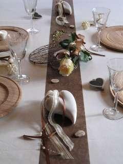 Tischdeko Hochzeit Silberhocheit Tischgesteck Bordeaux