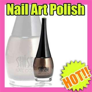 profession nail art acrylic gel polish color gold S144