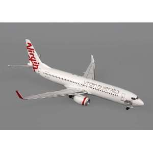 BBOX73803 Blue Box 200 Virgin Australia B737 800 (W) Model