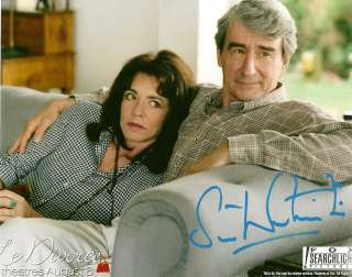 Waterston signed autograph Law & Order Jack McCoy Rare LOOK