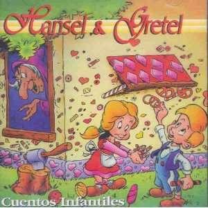 com Hansel & Gretel / Las Tres Plumas / El Cazador Valiente (Cuentos