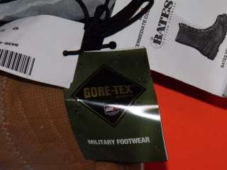 ARMY MILITARY POLICE WATERPROOF COMBAT GORETEX BOOTS BATES,BELLEVILLE