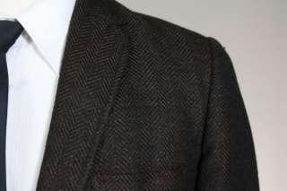 Vintage 50s/60s Herringbone TWEED Blazer/Jacket 40 S