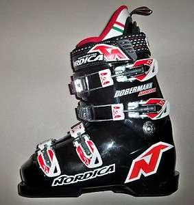 Dobermann Aggressor World Cup 100 Racing Ski Boots Flex 100 CLOSEOUT