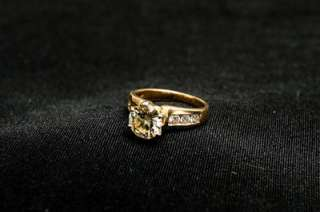 Do a youtube search for fancy yellow diamond moissanites  find out