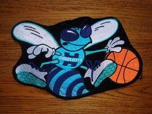 Charlotte Hornets NBA Basketball Huge Jacket Patch