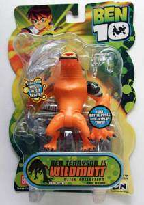 Ben 10 Original Series Action Figure   Wildmutt Battle