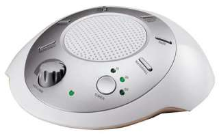 Homedics Sound Spa Portable Sound Machine Battery or Power Cord SS