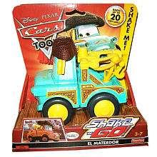 Fisher Price Deluxe Shake N Go Disney Pixar Cars Toon   El Materdor