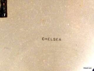 Antique Rare 1924 Chelsea Ships Clock fw/ Brass case 10 1/4 dial