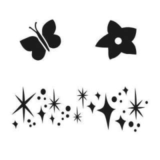 Disney 3 Piece Tinker Bell Paint Stamps & Stencil Kit 31720420 at The