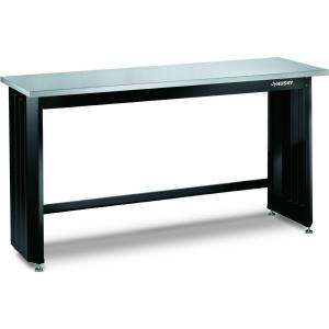 Husky 6 ft. Stainless Steel Top Workbench 72WB01SS THD at The Home