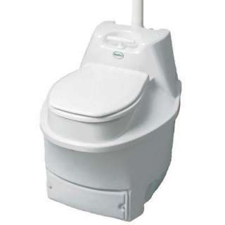 BioLet Electric Waterless Toilet DISCONTINUED 10 STANDARD at The Home