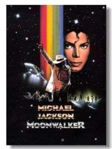 MICHAEL JACKSON Moonwalker Fahne Flagge Poster 85x60