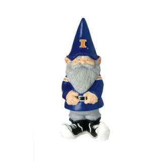 In. University of Illinois Garden Gnome 54117 at The Home Depot
