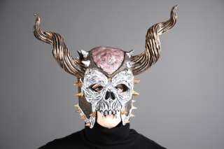 Krieger Latex Maske Karneval Fasching Halloween Grusel