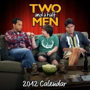 Broschürenkalender 2012  Charlie Sheen, Jon Cryer Bücher
