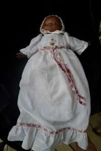 Bye Lo Doll ? African American Black Bisque Head Baby Doll