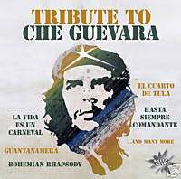 Tribute To Che Guevara (cd) Neu Cubano