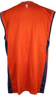 NEW YORK KNICKS BLANK NBA BASKETBALL JERSEY XL orange