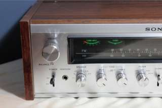 Vintage Sony STR 7065A FM/AM Stereo Receiver