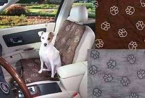 Paw print Bucket CAR SEAT COVER Pet Dog Van Truck SUV