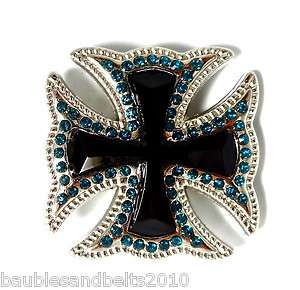WesTerN CoNcHo CoWgiRl SiLvEr BLaCk TuRqUoiSe CrOsS MaLtEsE LeaTheR 1