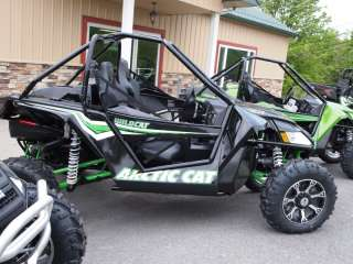 2012 Arctic Cat Wildcat 1000i HO SxS / UTV Brand New! Black or Green