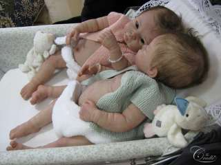 TINKERBELL REBORN Baby newborn doll by Helen Jalland