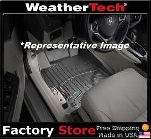 ® Floor Mats FloorLiner   Honda Civic Coupe   2012   Black