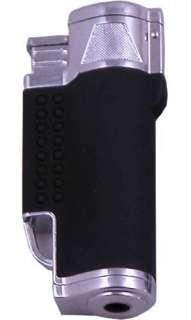 Diesel Butane Triple Flame Lighter and Punch Cutter   B