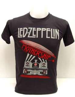LED ZEPPELIN 70s MotherShip Vintage Rock Tour T Shirt M