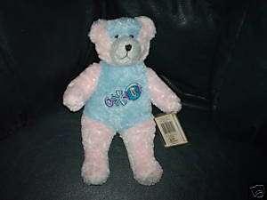 Holy Bears Pretty Teddy Bear plush with rattle inside