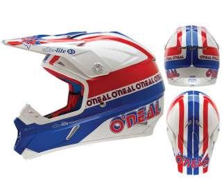 Oneal 7 Series Ultra Lite 83 Motorcycle Morocross Dirt Bike Helmet