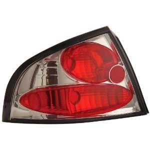 Anzo USA 221098 Nissan Sentra Chrome Tail Light Assembly   (Sold in