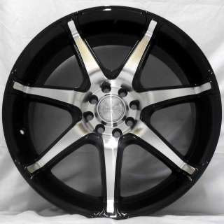 18 MAZDA 323 98 03 SPORT GSI LEAGUE VIRTUOS POLISHED ALLOY WHEELS