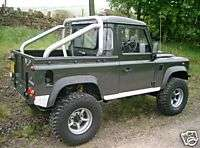 inch Roll Cage / Bar Land Rover Truck Cab Double Cab