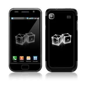 Crystal Dice Decorative Skin Cover Decal Sticker for