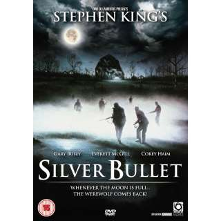 games other items silver bullet stephen king brand new dvd