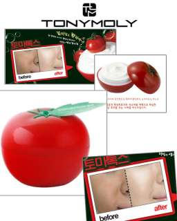 TONYMOLY} New Tony Moly Tomato Brightening Mask 70g
