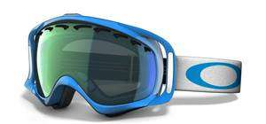 Snowboard Maschera Goggle Crowbar Jewel Blue/Emerald 57 517 Snow Neve
