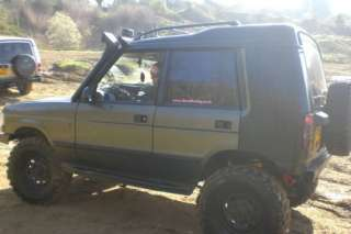 LANDROVER DISCOVERY 300TDI ES AUTO BOBTAIL MONSTER OFF ROADER~HUGE