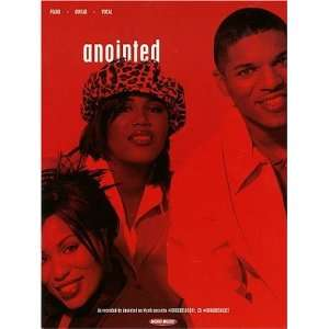 Anoined (9780634042805) Anoined, Hal Leonard Corp. Books
